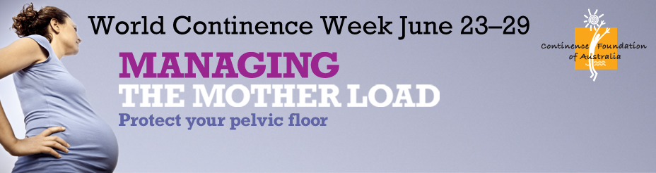 World Continence week 2014